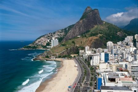 Traveling to exotic Brazil